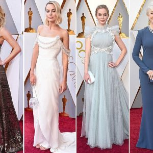 Oscars 2018: Best Dressed And Red Carpet