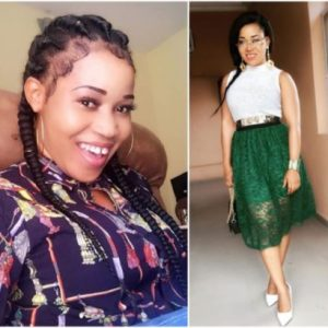 I'm A Virgin And Only Rich Men Make Me Wet' -Actress Crowncy Anyanwu
