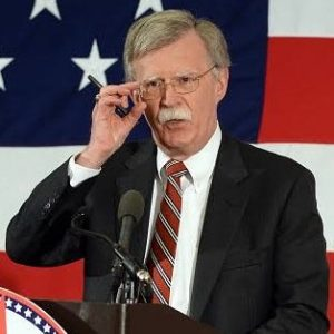 US President, Donald Trump Appoints John Bolton As New NSA