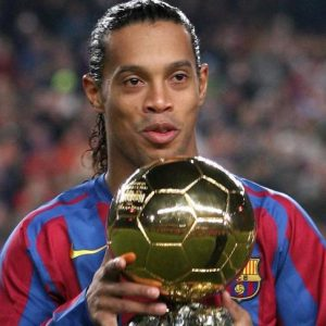 Former Barcelona Star, Ronaldinho Is Set To Contest a Senate Seat In Brazil