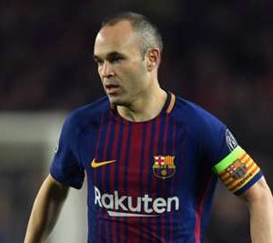 End Of An Era: Andrés Iniesta To Quit Barca And Europe