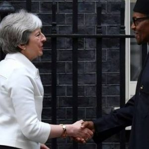 2019 Is Not My Priority Now, President Buhari Tells Theresa May | RW