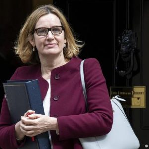 Amber Rudd Resigns As UK Home Secretary After Immigration Scandal