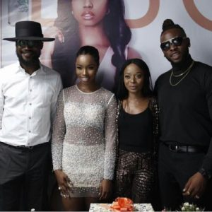 #BBNaija's BamBam Throws Birthday Party And Beauty Oils Launch