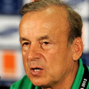 Gernot Rohr: Why I Will Not Marry Nigerian Woman