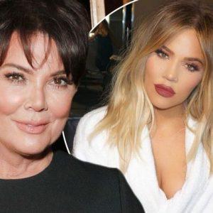 """Kris Jenner Explains Why Khloe Named Her Baby """"True"""""""