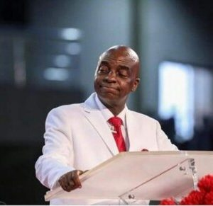 "Bishop Oyedepo Blasts Pres. Bihari ""Your Govt Is A Failure"""