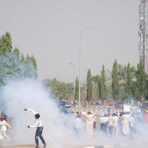 SEE  VIDEO: Pandemonium As Shiite, Police Clash In Abuja