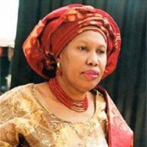Obansanjo's Ex-Wife Taiwo: God Should Abort Buhari's Re-Election As He Aborted Obasanjo's Third Term…