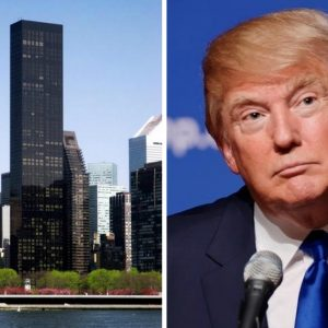 President Trump's Tower Doorman Claims Prez Has A 6th Child