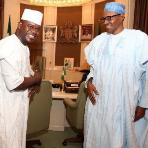 Kogi Gov. Yahaya Bello: Why Buhari Will Be Re-Elected | 2019