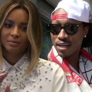 Ciara Says Future Repeatedly Skips Visits With Their Son