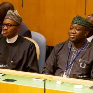Ekiti Election: Pres. Buhari Grants Fayemi Leave Of Absence