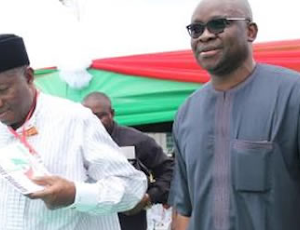Goodluck Jonathan To Commission Ekiti's First Flyover | Fayose