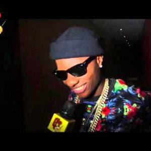 It's Rude To Put Myself & Fela In The Same Sentence : Starboy Wizkid | WATCH