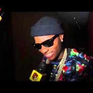 It's Rude To Put Myself & Fela In The Same Sentence : Starboy Wizkid   WATCH