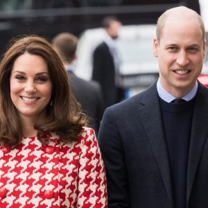 Prince William And Kate Middleton Welcome Baby Boy No. 3