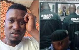 Bribe: Police Arrest, Detain Five SARS Men That Keep Businessman In Toilet