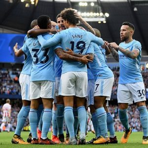 Breaking News: Manchester City Crowned Premier League Champions 2017-18