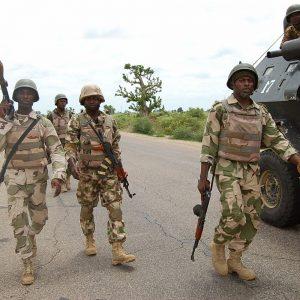 Two Boko Haram Commanders Surrender To Nigerian Army