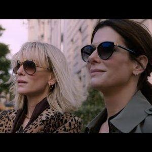 "Watch The Official Trailer For ""Ocean's 8"""
