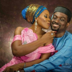 Tinsel Couple, Iyke Okechukwu And Wife, Florence Celebrate 5th Wedding Anniversary