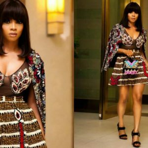 Media Personality Opens Up on Recent Depression – Toke Makinwa