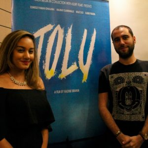 Watch Trailer: Ufuoma McDermott, Dede, Eku Edewor Attend Premiere Of Nadine Ibrahim's Short Film 'Tolu'