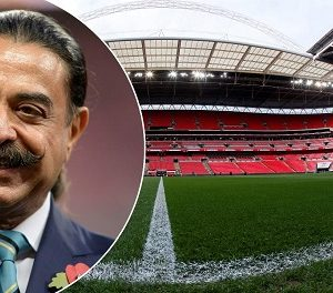 FA Set To Sell Wembley To Fulham Owner Shahid Khan For £800m