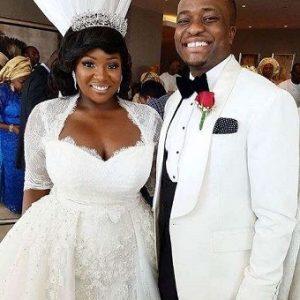 Toolz And Husband Tunde Demuren Celebrate 2nd Wedding Anniversary