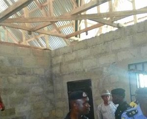 Disturbing Photos: Man Commits Suicide In Akwa Ibom