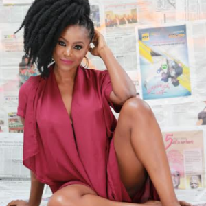 Actress Kiki Omeili Releases Beautiful Pre-Birthday Photos…