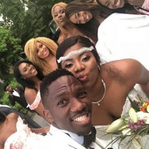 PHOTOS: Super Eagles Player, Kenneth Omeru Holds White Wedding In Istanbul Turkey