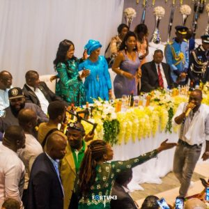 UPDATE: Davido Performs In Sierra Leone At Presidential Inauguration
