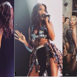 PHOTOS: Tiwa Savage Looking Fab And Sexy In Killer Outfit