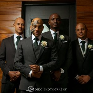 PHOTOS:  DJ Sose And Olamide's  Wedding Photos