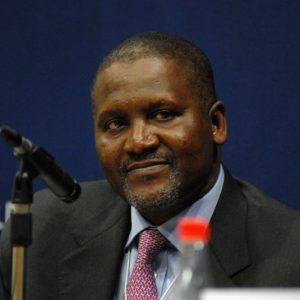 Aliko Dangote Emerges Only Nigerian on 2018 Forbes World Most Powerful People