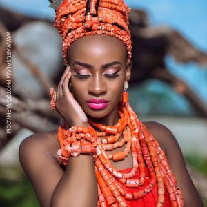 Reality Star Anto Lecky's Beautiful Bridal Styled Shoot | Abusalami Photography