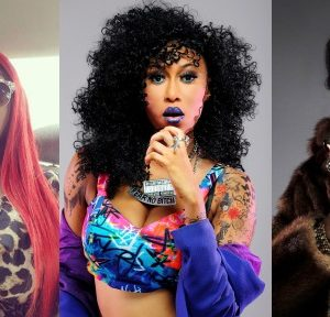 Dancehall Singer Cynthia Morgan Is Back With A Bang – Changes Name To Madrina