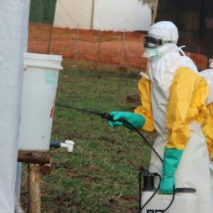 EBOLA: Nigeria's Airports, Borders Under Screening