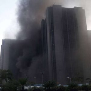 Breaking News: Fire Scare At CBN Headquarters