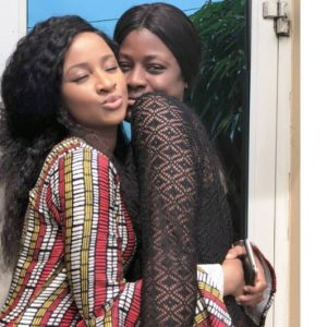 Star Actress Adesua Etomi Will Mentor Reality Star Alex From Now On