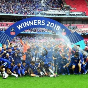 Eden Hazard Penalty Settles FA Cup Final As Chelsea Defeats Man Utd