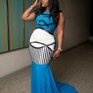Star Actress Omotola Jalade Was Fab & Gorgeous In Sierra Leone For The Presidential Inauguration