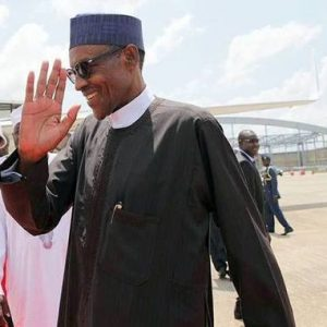 "Presidency: Pres. Buhari Makes 'Technical Stopover"" In London"