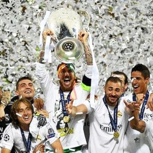 Real Madrid Beats Liverpool To Win UEFA Champions Leagues