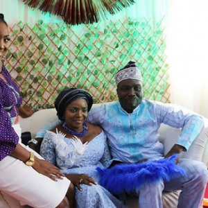 I'm Happy Mum Remarried – Simi
