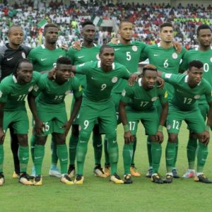 Super Eagles To Meet President Muhammadu Buhari Today