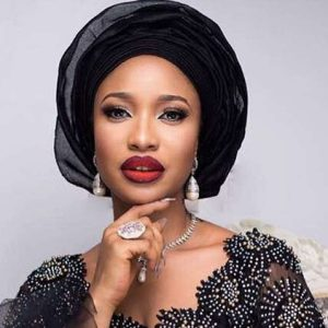 Tonto Dikeh Celebrates Millions Of Followers On Her Social Media Handles