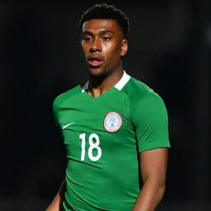 Alex Iwobi : Why I left England To Play For The Super Eagles